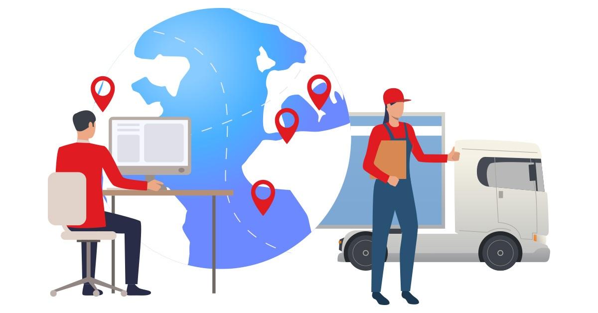 Dealer and distribution management of business